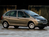 Images of Citroën Xsara Picasso UK-spec 1999–2004