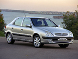 Images of Citroën Xsara Hatchback AU-spec 2003–04