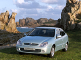 Photos of Citroën Xsara VTS 2003–04