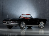 Corvette C1 Fuel Injection 1962 photos