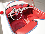 Images of Corvette C1 1955