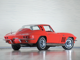 Corvette Sting Ray L78 396/425 HP (C2) 1965 pictures