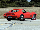 Photos of Corvette Stingray L36 427 Coupe (C3) 1969