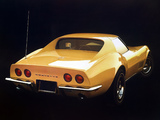 Wallpapers of Corvette Sting Ray Coupe (C3) 1968