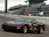Corvette Coupe 50th Anniversary Indy 500 Pace Car (C5) 2002 photos