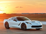 Hennessey Corvette Stingray HPE500 (C7) 2013 photos
