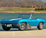 Images of Corvette Sting Ray Convertible Show Car (C2) 1963
