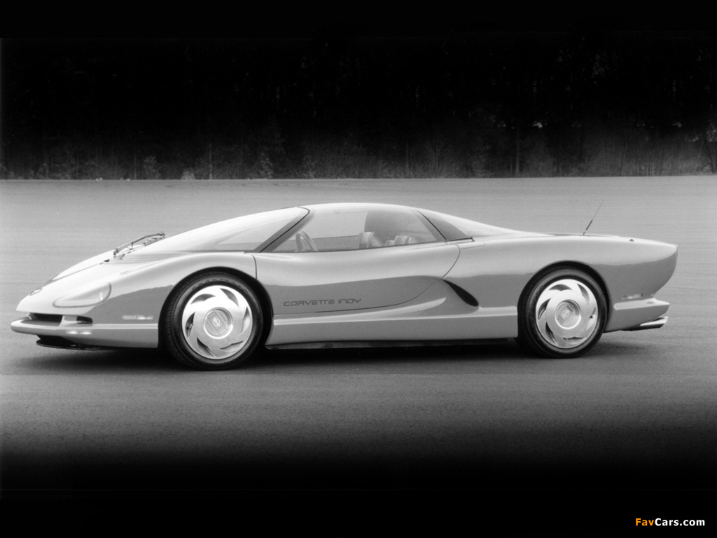 Pictures Of Corvette Indy Concept 1986 1024x768
