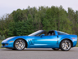 Corvette Grand Sport (C6) 2009 photos