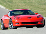 Photos of Corvette Grand Sport (C6) 2009