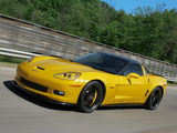 Corvette Z06 (C6) 2009 wallpapers