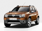Dacia Duster 2010 wallpapers