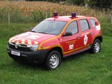 Dacia Duster Firefighters 2011 pictures