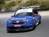 Photos of Dacia Duster No limit Pikes Peak 2011