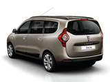 Photos of Dacia Lodgy 2012