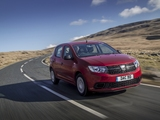 Dacia Sandero UK-spec 2017 pictures