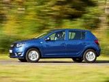 Pictures of Dacia Sandero 2012