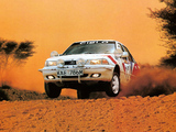 Daewoo Cielo Rally Car 1994–97 photos