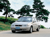 Pictures of Daewoo Cielo Sedan 1994–97