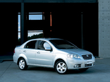 Daewoo Gentra (T250) 2006–11 wallpapers
