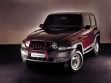 Daewoo Korando UK-spec 1999–2001 wallpapers