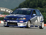 Images of Daewoo Lacetti Hatchback Race Car 2006