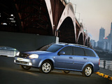 Daewoo Lacetti Sport Wagon 2004–09 wallpapers
