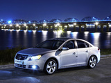 Daewoo Lacetti Premiere (J300) 2009–11 wallpapers