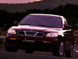 Pictures of Daewoo Leganza (V100) 1997–2002