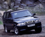 Wallpapers of Daewoo Musso 1999–2002