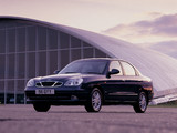 Daewoo Nubira Sedan UK-spec 1999–2003 wallpapers