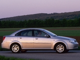 Daewoo Nubira Sedan 2003–04 wallpapers