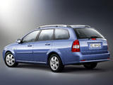 Photos of Daewoo Nubira Wagon 2004