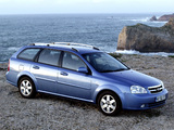 Pictures of Daewoo Nubira Wagon 2004