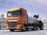 DAF XF 440 6x2 FAS Space Cab 2013 wallpapers