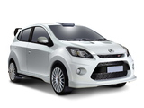 Daihatsu Ayla GT Concept 2013 wallpapers