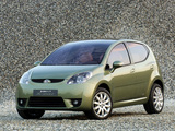 Daihatsu D-compact X-over Concept 2006 images