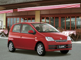 Daihatsu Cuore 3-door (L251) 2003–07 photos