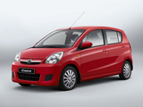 Daihatsu Cuore (L276) 2007 wallpapers