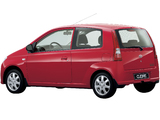 Daihatsu Cuore 3-door (L251) 2003–07 wallpapers