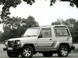 Images of Daihatsu Fourtrak Turbo 1993–99