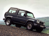Photos of Daihatsu Fourtrak Independent 1993–99