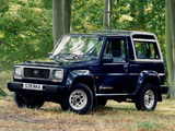 Pictures of Daihatsu Fourtrak Independent 1993–99