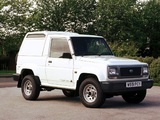 Daihatsu Fourtrak Fieldman 1993–99 wallpapers