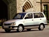 Daihatsu Grand Move UK-spec 1999–2002 photos