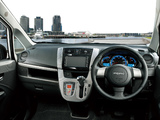 Daihatsu Move Custom (LA110S) 2012 wallpapers