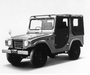 Daihatsu Taft SWB Soft Top (F10) 1974–77 pictures