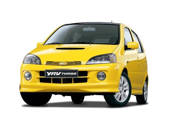 Download / Preview - Wallpapers of Daihatsu YRV Turbo 2001–06