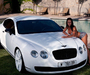 Pictures of Dartz Bentley Continental GT SS SNAKE.SKIN.VINYL 2010