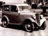 Datsun 14 Sedan 1934–35 photos